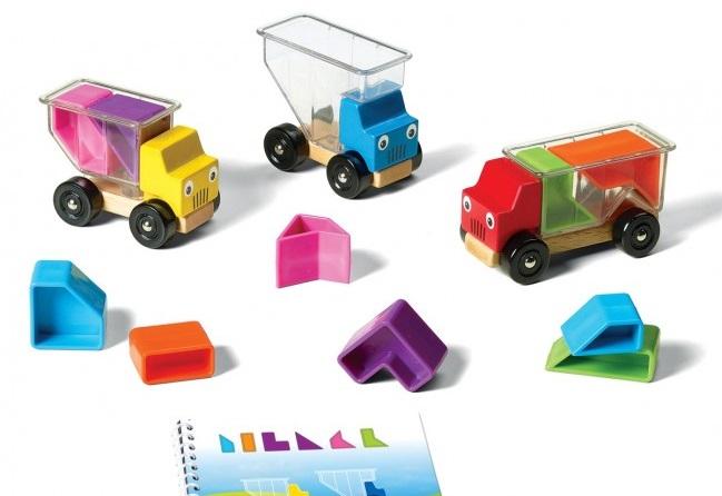 Smart Games, 3 Tovornjaki